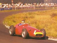 Nurburgring 57´ and the Maserati 250F