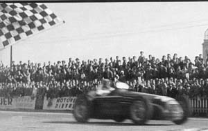 1951 Pedralbes, Alfa Romeo and the first championship