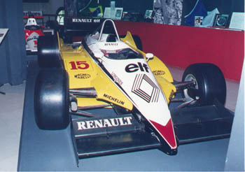 Renault RE-30 Turbo